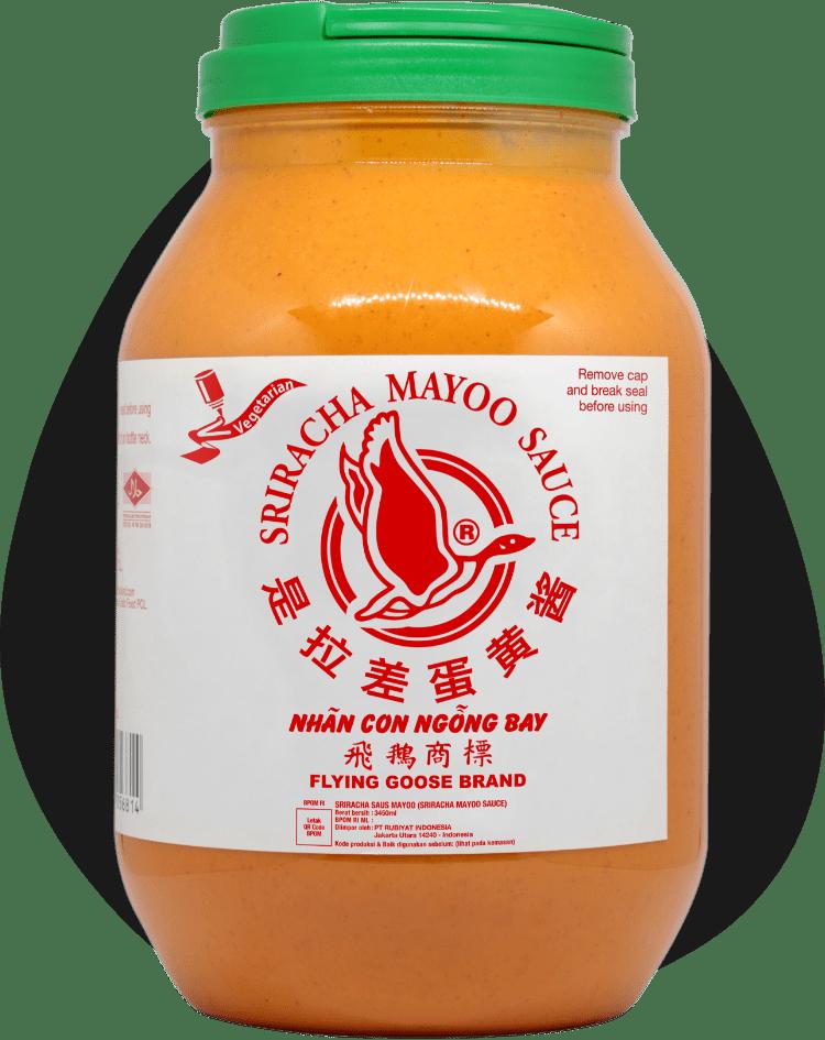 Sriracha Mayo Sauce