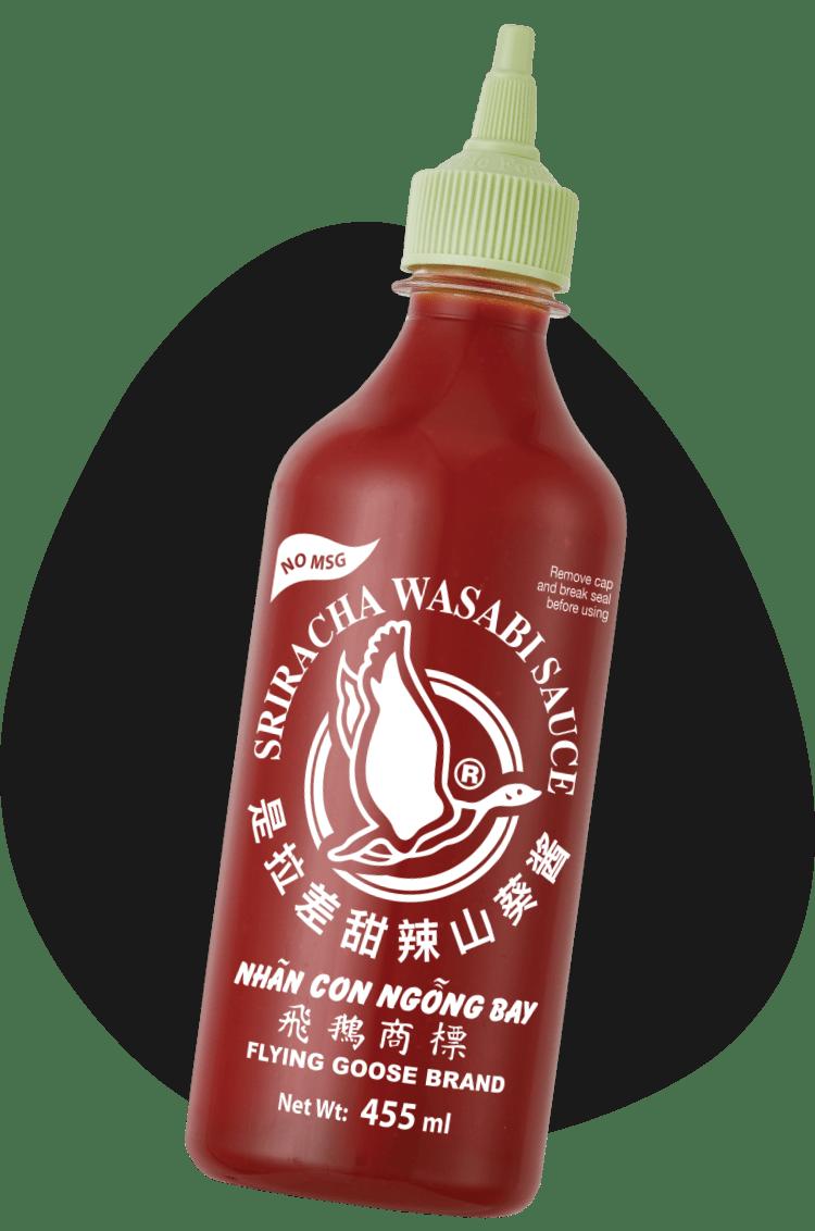 Sriracha Wasabi