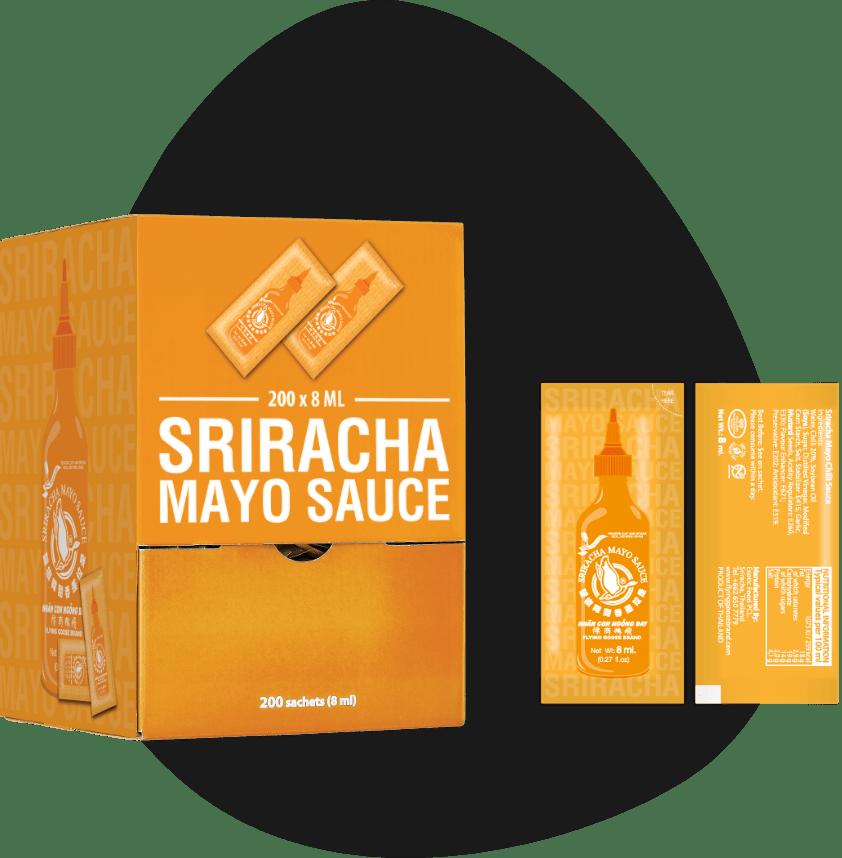 Sriracha Mayo Sachet