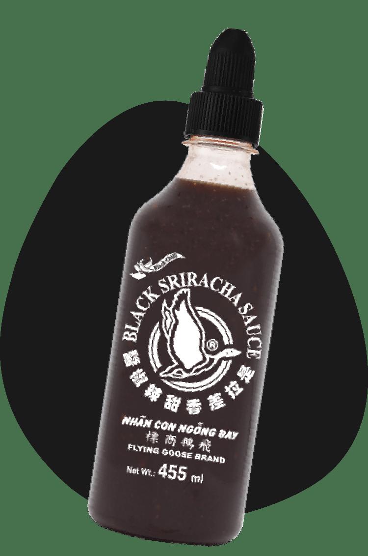 Sriracha Black Chilli